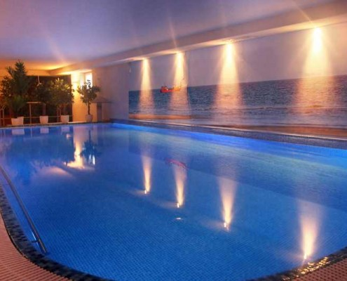 Strand Hotel Polen Wellness Urlaub